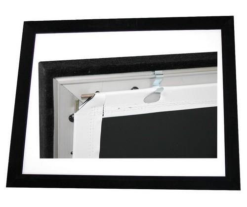 ecrans de projection oray blanc mat nacr ou transonore. Black Bedroom Furniture Sets. Home Design Ideas